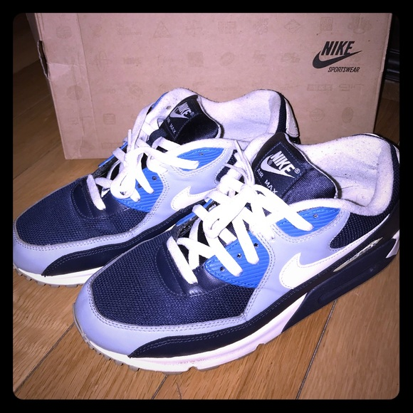 detailed look a0a19 cde94 NIKE AIR MAX 90 *VINTAGE* Size 9.5. M_5bfcbc73aaa5b8685168bb8c